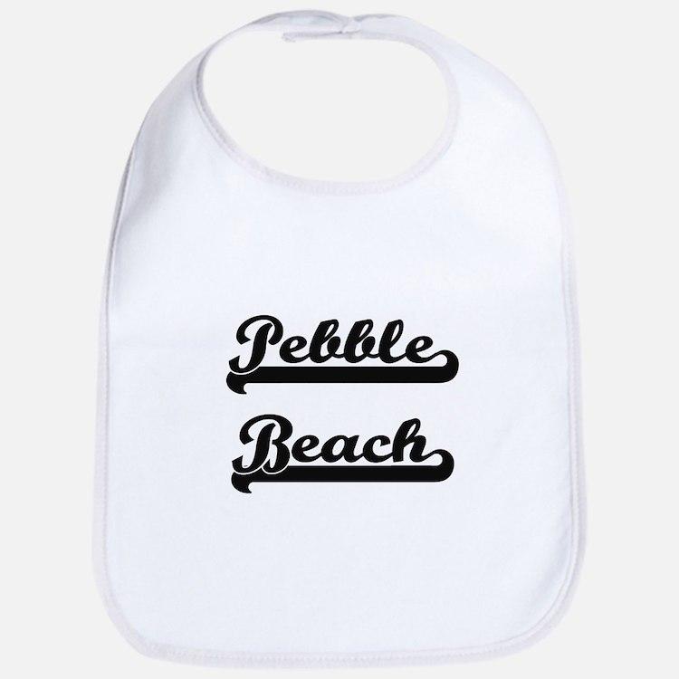 Pebble Beach Classic Retro Design Bib