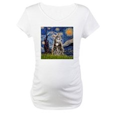 Starry / Tiger Cat Shirt
