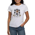 Herbert Family Crest Women's T-Shirt