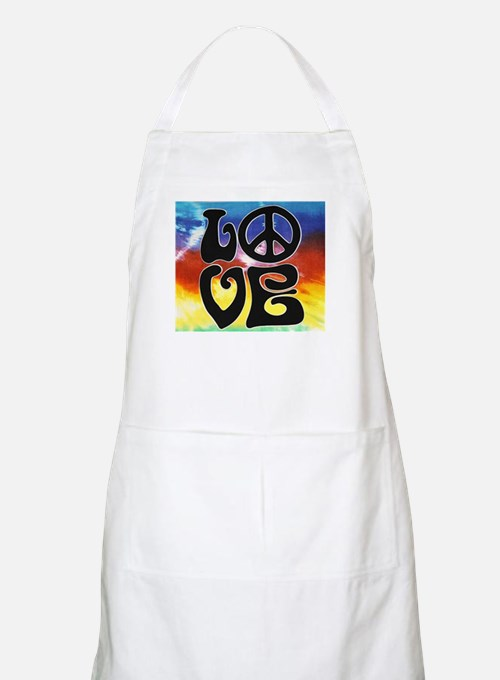 Peace & Love Apron
