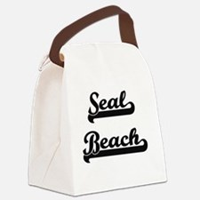 Cute I love california Canvas Lunch Bag