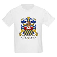 Hennequin Family Crest T-Shirt