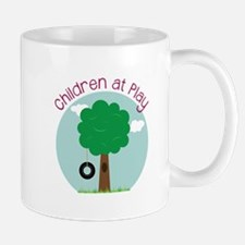 Children At Play Mugs