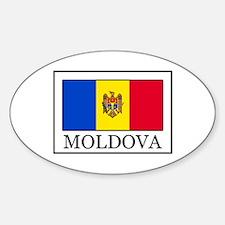 Moldova Decal