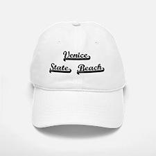 Venice State Beach Classic Retro Design Baseball Baseball Cap