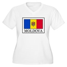 Moldova Plus Size T-Shirt