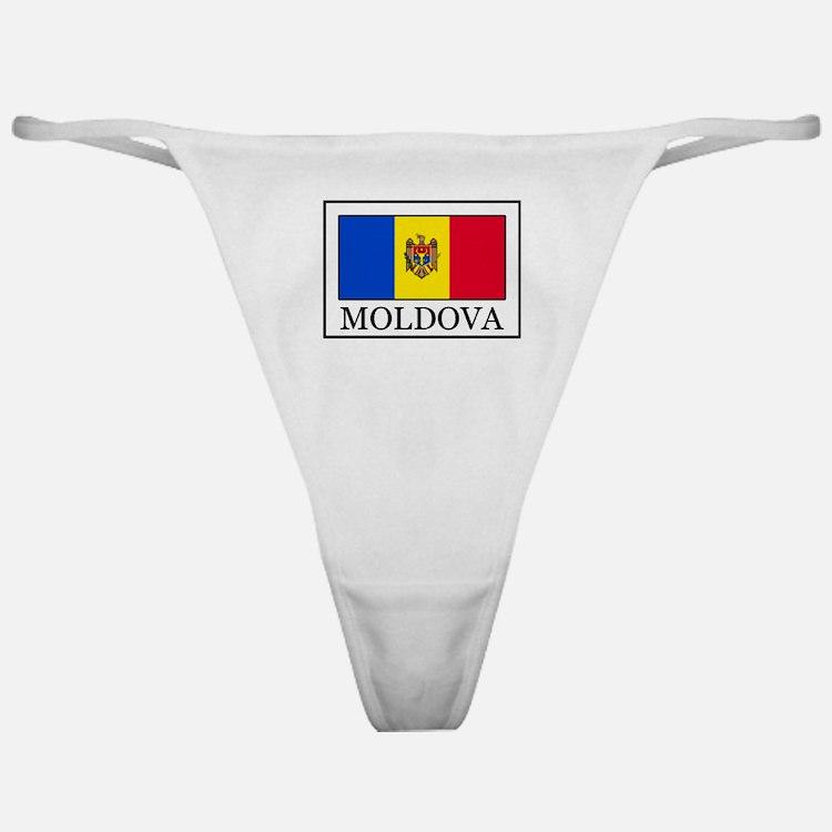 Moldova Classic Thong