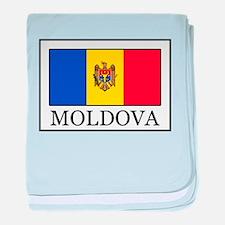 Moldova baby blanket
