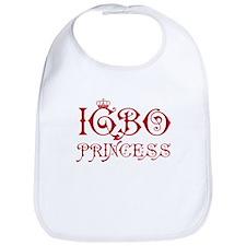 Igbo Princess Bib