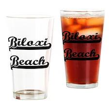 Cute Biloxi mississippi Drinking Glass