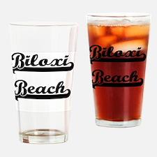 Funny I love mississippi Drinking Glass
