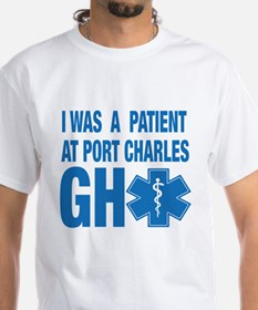 I was a Patient T-Shirt