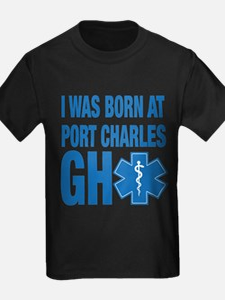 I was bort at GH T-Shirt