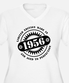 LIMITED EDITION MADE IN 1956 Plus Size T-Shirt