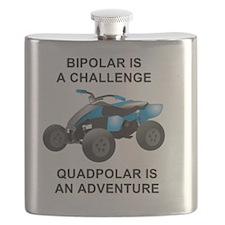 Bipolar Quad Flask