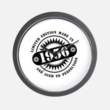 LIMITED EDITION MADE IN 1956 Wall Clock