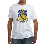 Guiraud Family Crest Fitted T-Shirt