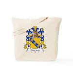 Guiraud Family Crest Tote Bag