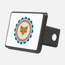 Baby Fox Patch Hitch Cover