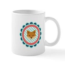 Baby Fox Patch Mugs