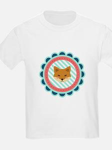 Baby Fox Patch T-Shirt