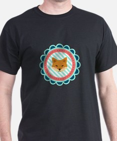 Baby Fox Patch T-Shirt