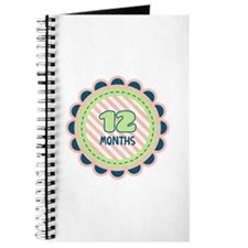 12 Months Journal