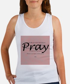 Our Father Prayer Women's Tank Top