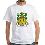 Guiot Family Crest White T-Shirt