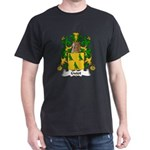 Guiot Family Crest Dark T-Shirt