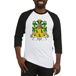 Guiot Family Crest Baseball Jersey