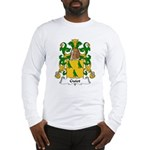 Guiot Family Crest Long Sleeve T-Shirt