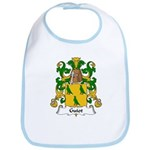 Guiot Family Crest Bib