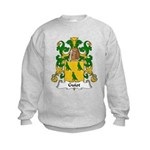 Guiot Family Crest Kids Sweatshirt