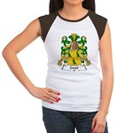 Guiot Family Crest Women's Cap Sleeve T-Shirt