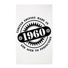 LIMITED EDITION MADE IN 1960 Area Rug