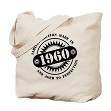 LIMITED EDITION MADE IN 1960 Tote Bag