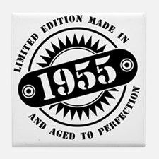 LIMITED EDITION MADE IN 1955 Tile Coaster