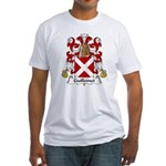 Guillemet Family Crest Fitted T-Shirt
