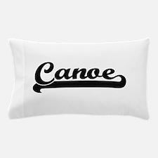 Canoe Classic Retro Design Pillow Case