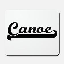 Canoe Classic Retro Design Mousepad