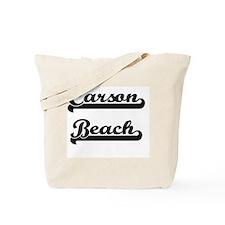 Cute Carson Tote Bag