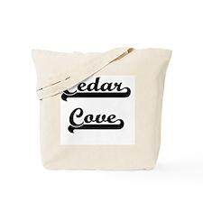 Cedar Cove Classic Retro Design Tote Bag