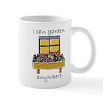 I Can Garden Anywhere Mug