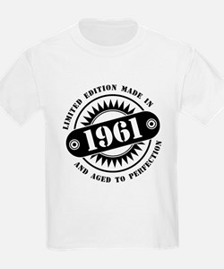 LIMITED EDITION MADE IN 1961 T-Shirt