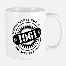 LIMITED EDITION MADE IN 1961 Mugs
