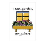 I Can Garden Anywhere Postcards (Package of 8)