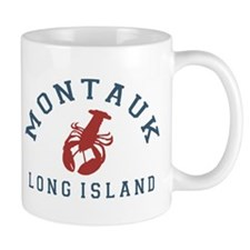 Montauk - Long Island. Small Mug