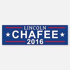 Lincoln Chafee 2016 Bumper Bumper Bumper Sticker