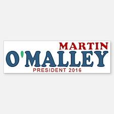 Martin O'Malley Bumper Bumper Sticker